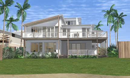 Sydney residential architect northern beaches eastern for Beach home designs nsw