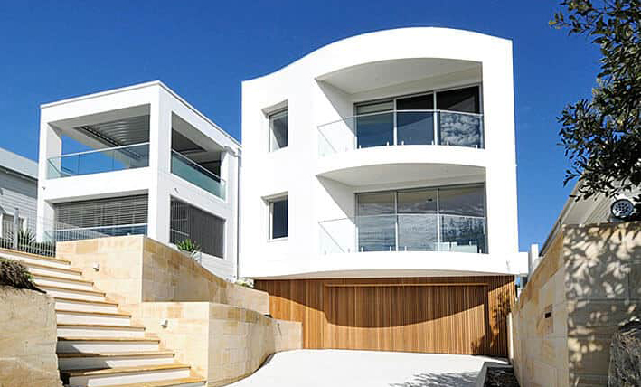 Curve House Queenscliff Thumbnail