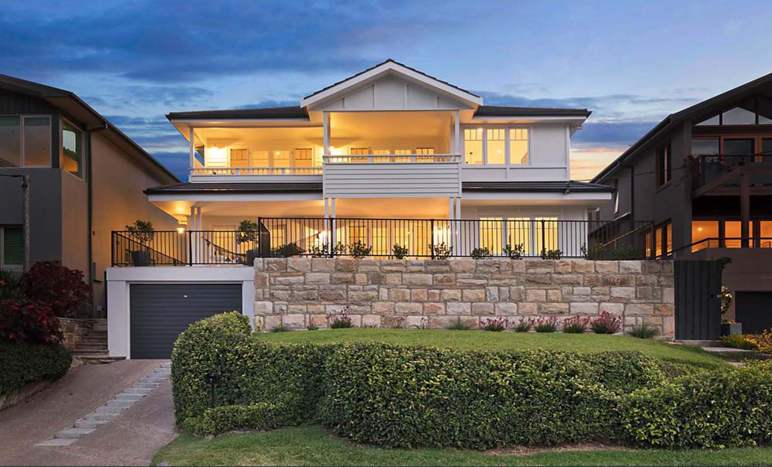 Jellicoe House Balgowlah - Completed Home